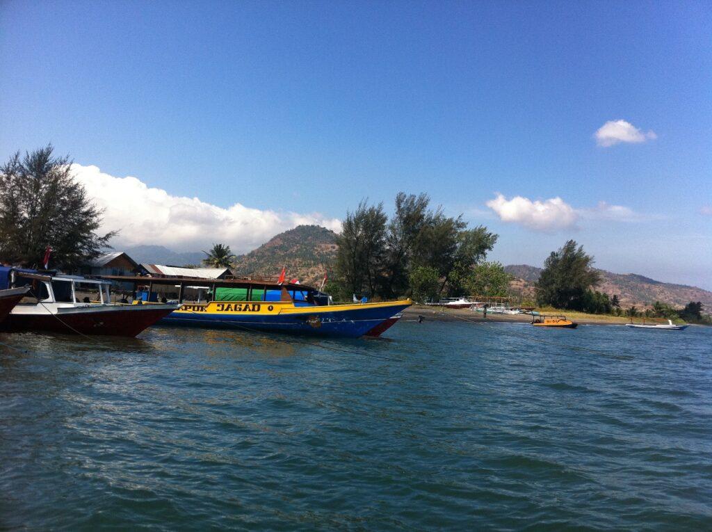 pelabuhan lombok